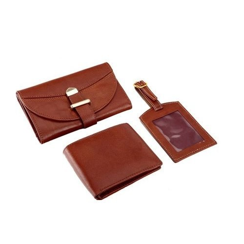 Brown Leather Corporate Gifts