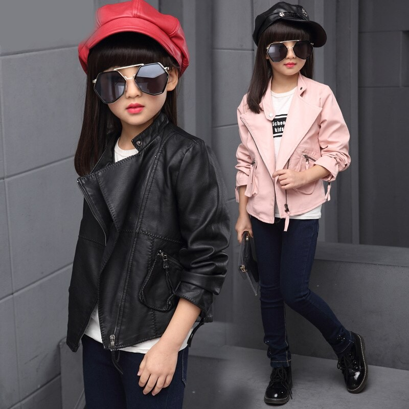 Children-Leather-PinkJacket
