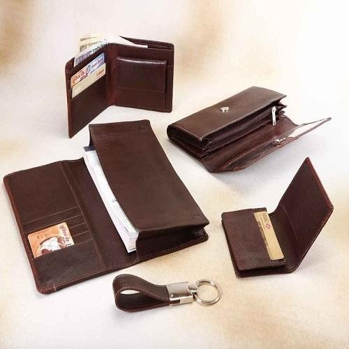 Leather Document Folder