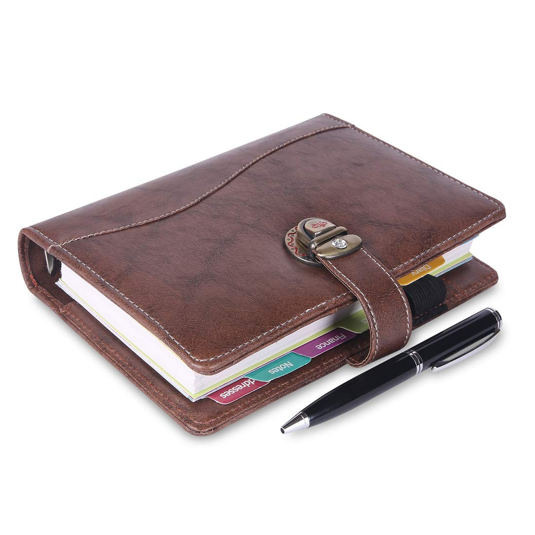 Personalized Leather Document Folder
