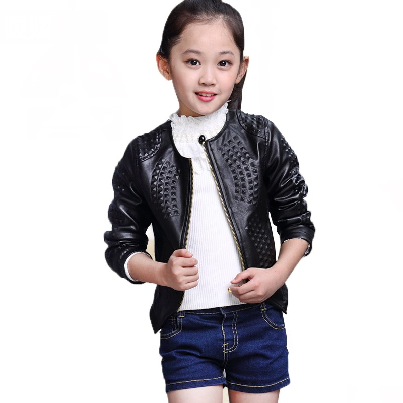 Spring-Fashion-Kids-Leather-Jacket