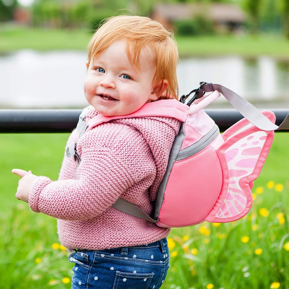 butterfly bag for kids