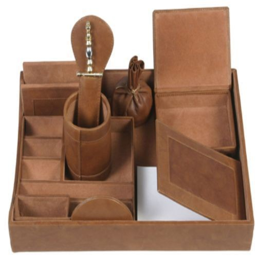 fabulous leather gift set