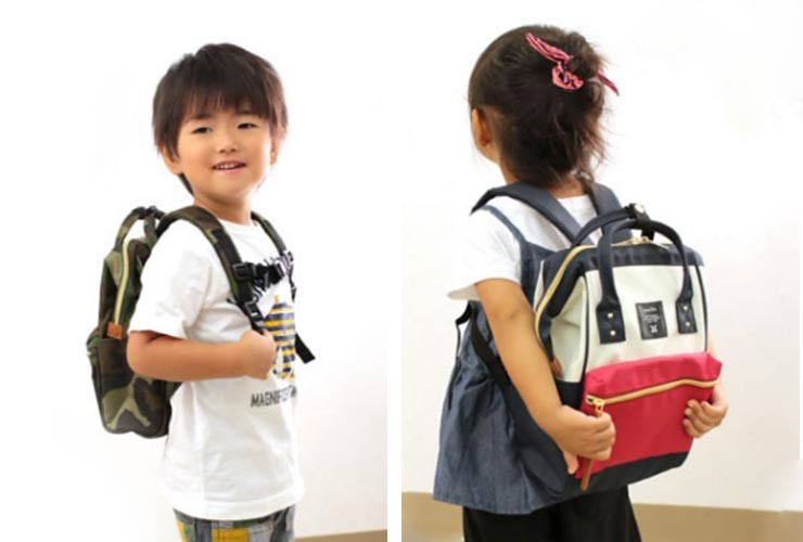 girls boys school bags combo