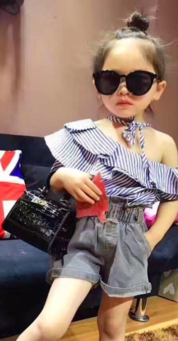 kids stylish vanity bag