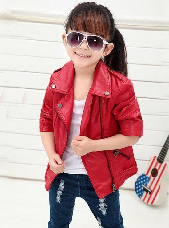 partywear red jacket