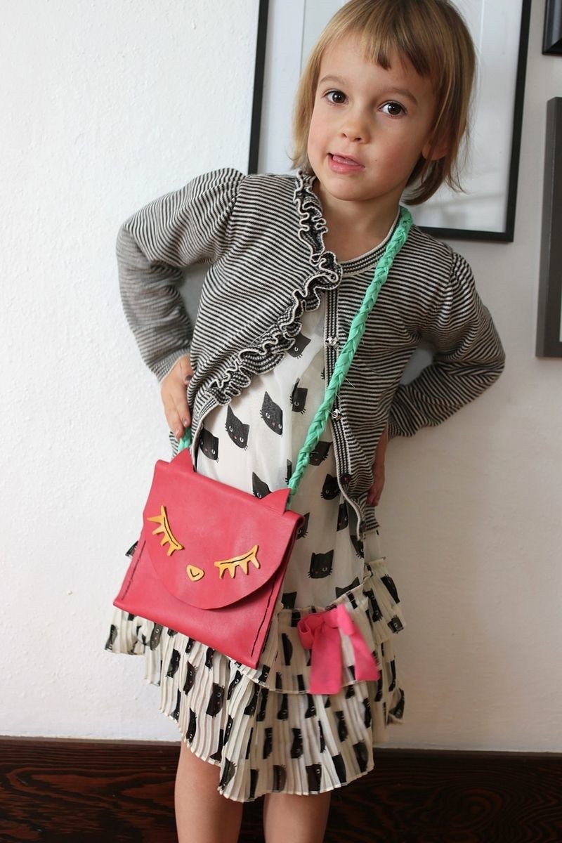 pink Crossbody Shoulder Bag
