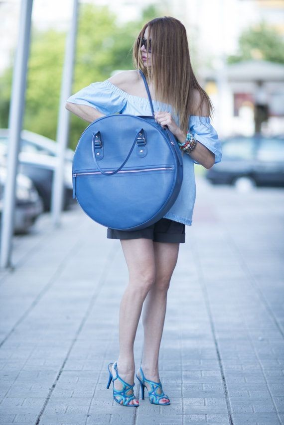 skyblue accessories bag